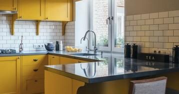 Типовая квадратная кухня: 3 варианта планировки