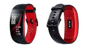 Gear Fit2 Pro – новый фитнес-браслет от Samsung