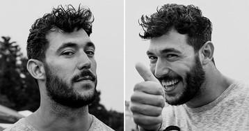 Чудо поцелуя: фотограф снимает портреты до и после того, как целует незнакомцев