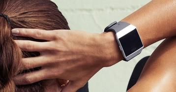 Ionic — дебютные смарт-часы Fitbit
