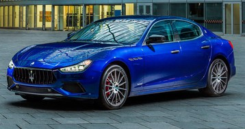 2018 Maserati Ghibli Debuts In China With New GranLusso and GranSport Editions