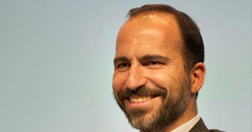 Uber formally names Expedia's Dara Khosrowshahi as new CEO