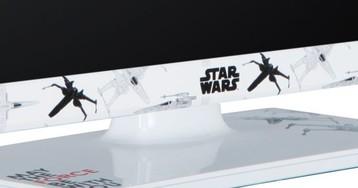 Toshiba's Star Wars TV is… interesting