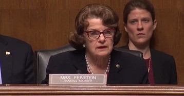Feinstein to Catholic judicial nominee: I'm concerned that the dogma lives loudly within you