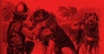 Биологическое оружие конкистадоров — боевые псы