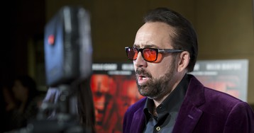 Nic Cage says the most Nic Cage thing ever about his aborted Superman movie