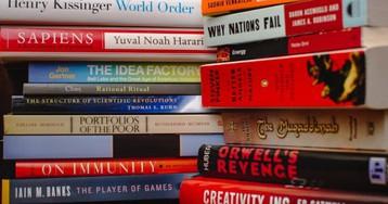 6 книг о науке, которые советует прочитать Марк Цукерберг