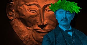 7 странностей человека, который откопал Трою