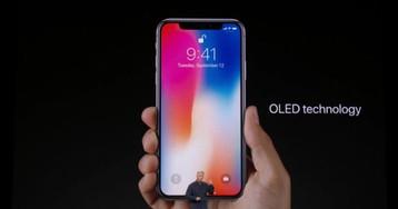 iPhone X – юбилейный смартфон компании Apple