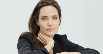 Angelina Jolie Opens Up to PEOPLE About Her 'Difficult' Year: 'I Am a Little BitStronger'