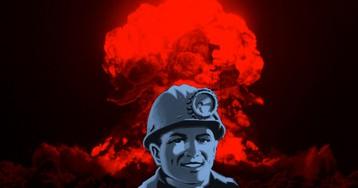 Атомный взрыв в донецкой шахте. Эксперимент 1979 года