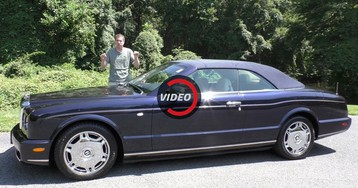 2007 Bentley Azure Makes For A Surprisingly Solid Used Buy