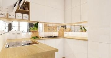 Маленькая кухня в «панельке»: 3 варианта планировки