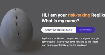 Conheça Replika: uma Inteligência Artifical personalizada