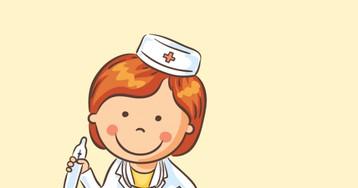 Привели родители к врачу мальчика с обгоревшими бровями и ресницами…