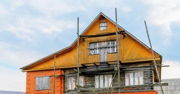 В90-е ябежал изЧечни вРоссию, где начал строить дом для своей семьи…