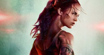 'Tomb Raider: A Origem' tem seu primeiro trailer divulgado