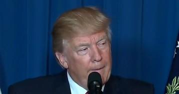"""Северная Корея назвала заявления Трампа """"лаем собаки"""""""