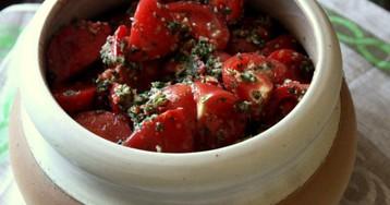 Кубанские маринованные помидоры