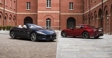 Facelifted Maserati GranTurismo To Set UK Customers Back £94,285