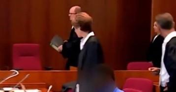 """""""Беженец"""", изнасиловавший немку на глазах ее бойфренда: она сама виновата"""