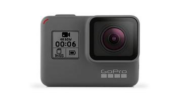GoPro представила action-камеру Hero 6 Black