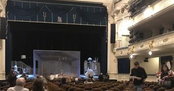 Чуть-чуть театра и много соплей