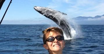 11-летний парень показал миру, как надо делать фото с китом
