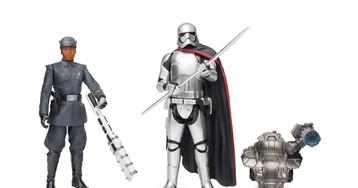 Hasbro Unveils New 'Star Wars: The Last Jedi' Toys at New York Comic Con
