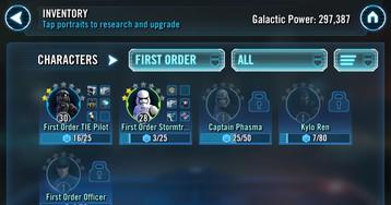 Как получить BB-8 в Star Wars: Galaxy of Heroes?