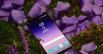 Galaxy S8 has a missing text messages problem