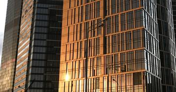 Объем ввода офисов в Москве стал минимальным за последние пять лет