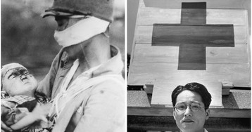 19 фотографий после атомной бомбардировки Хиросимы и Нагасаки