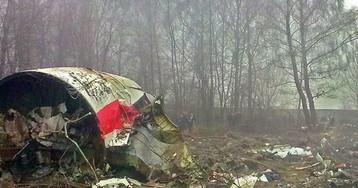Минобороны Польши нашло запись взрыва на самописце разбившегося президентского самолета