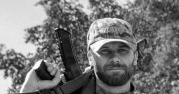 В лесу под Харьковом нашли труп основателя полка «Азов»