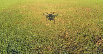 A Drone Crashed Into an Airplane in Quebec