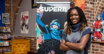 We Talked to the Woman Behind the Encyclopedia for POC in Comic Books