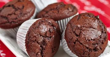 Вкуснейшие шоколадные маффины