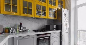 Как обустроить кухню в пятиэтажке: 3 удачных варианта