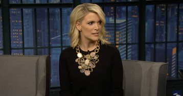 Megyn Kelly on Bill O'Reilly: Who puts years-old thank-you notes in a file just in case they need them?