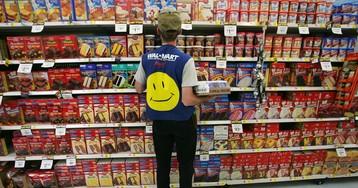 Walmart Is Putting Shelf-Scanning Robots in Over 50 U.S. Stores
