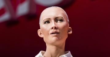 Saudi Arabia's Newest Citizen Is a Robot