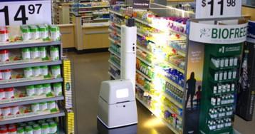 Walmart is deploying in-store autonomous robots in over 50 locations