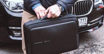 Bobby Bizz: рюкзак-трансформер для тех, у кого дресс-код