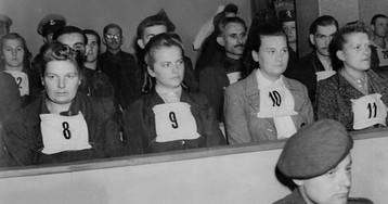 Гиена Освенцима: фотографии жестоких надзирательниц концлагерей уйдут с аукциона