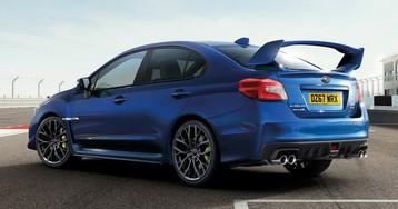 Adios STI: Last 150 Subaru WRX STIs Offered In Final Edition Spec In The UK