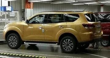New Nissan Navara-Based SUV Reportedly Debuting At 2018 Beijing Motor Show