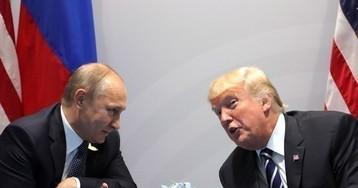 «Нужно поговорить об Украине»: Трамп встретится с Путиным в Азии