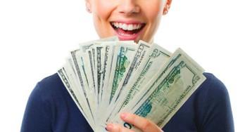 Госпожа удачи: американка за один день выиграла в лотерею 10 тысяч и миллион долларов