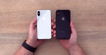 Vídeo: unboxing do iPhone X!